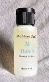 TSD M Bomb-Menthol Additive